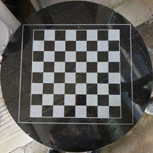 granite chess board